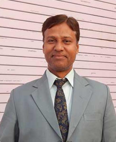 Mr Rajesh Kumar Yadav